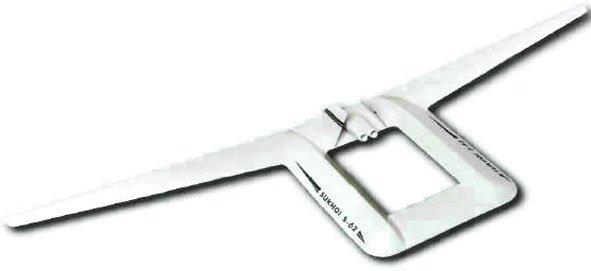 Imagen de concepto del proyecto UAV S-26 HALE de Sukhoi. Imagen: Sukhoi.