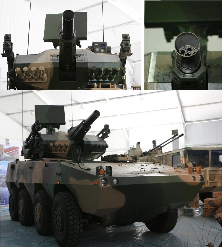Chinese-made SAM systems Versión-de-defensa-aérea-de-corto-alcance-CS-SA5