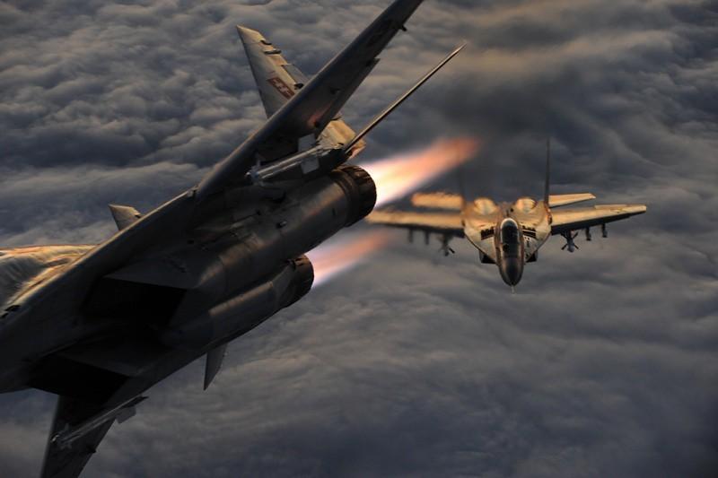 Irak dice que esta interesado en la adquisición de un pequeño número de aviones de combate MiG-29 'Fulcrum', con reportes de negociaciones en curso. Fuente: Ministerio de Defensa eslovaco.