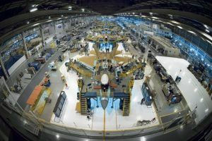 Lockheed Martin F-22 Raptor Production