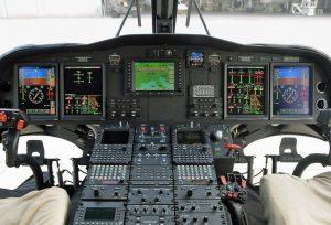 HH139A cockpit