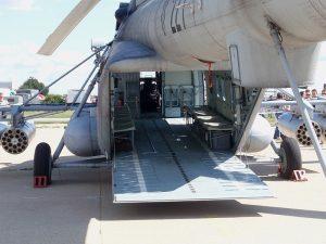 MI-17 rampa 2