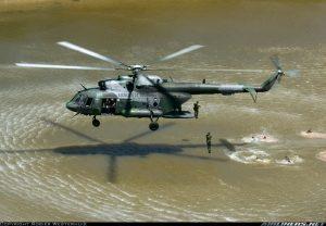 Mi-17 buzos colombia