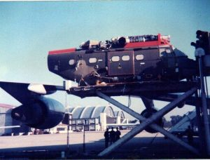 llegada de los 332B